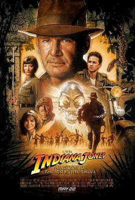 Harrison ford spelar indiana jones for fjarde gangen
